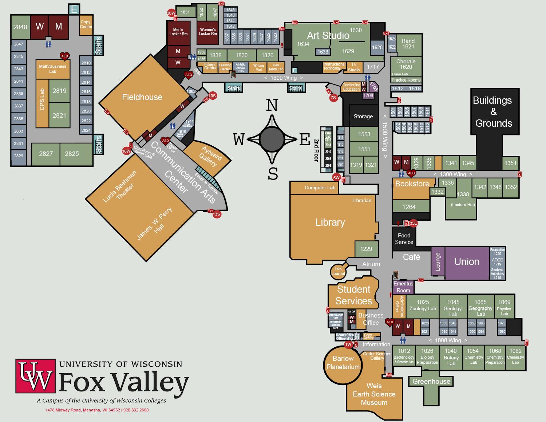 University of Wisconsin–Fox Valley